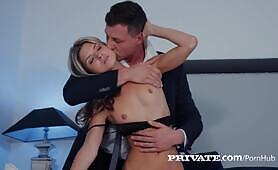 Submissive Gina Gerson Gets fucked Anally!